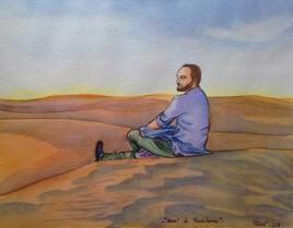 - Désert de Mauritanie -