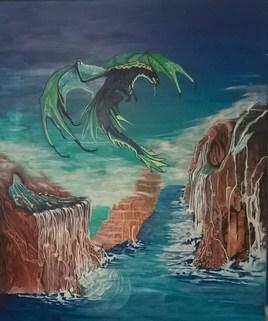 """ dragons 1"""