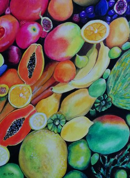 Les fruits des îles