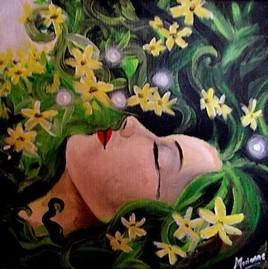 Fée des jasmins enchantés