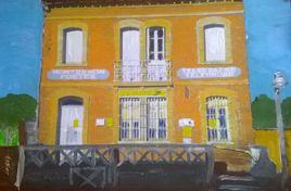 La Poste de Montberon  Haute Garonne