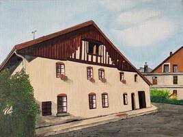 Une maison de Morteau