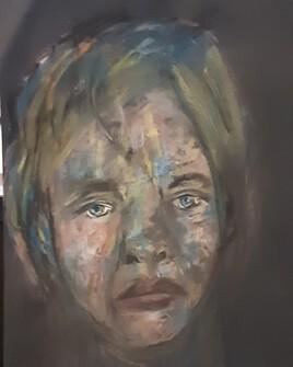 Portrait pastels