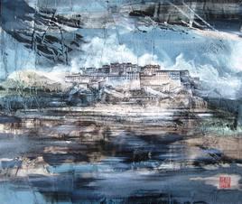 Potala, Tibet, Lhassa