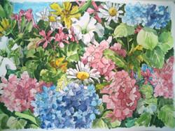 fleurs en liberte