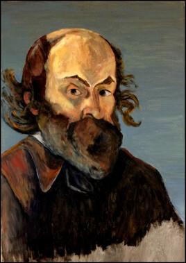 Cézanne peint par Pissarro....