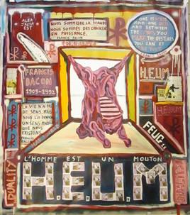 Hommage à Francis Bacon