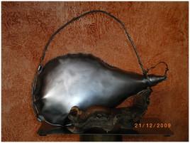 Borratxa avec cordon