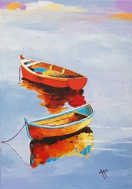 Les barques esseulées