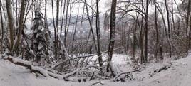 neige sur belldonne
