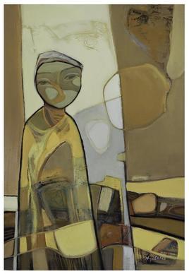 Femme des sables