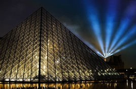 Paris rayonnant
