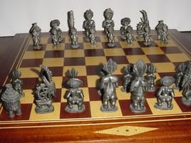 jeu d 'échecs