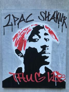 Thug Life 2pac Shakur