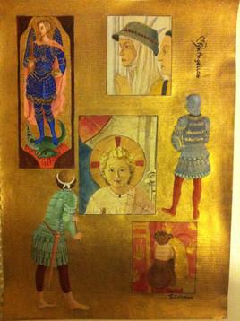 et un Fra Angelico....osé!