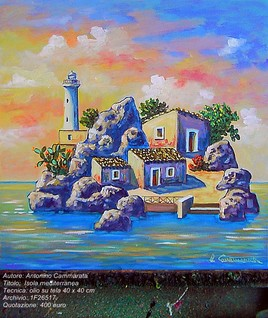 île méditerranéenne