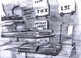 Chrysler Hover THX