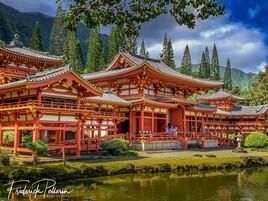Byodo temple .2019 part 2