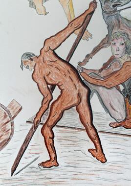 Hercule combat