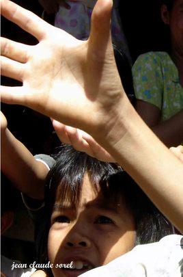 La main tendue