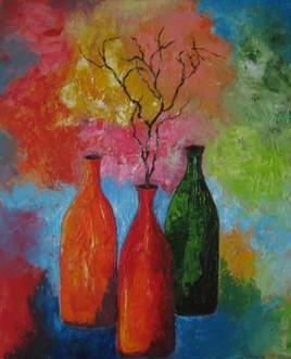 les vieilles bouteilles