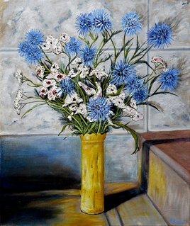 Bouquet dans douille