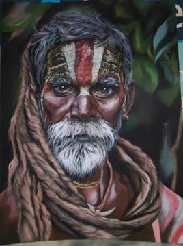 ascète sadhu