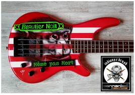 basse Berurier Noir ... indians.r.brush