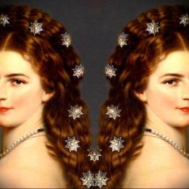 L'impératrice Élisabeth Autriche et son double