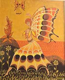 Danse du Papillon