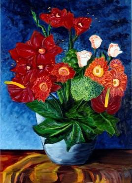 Le Bouquet d'une amie