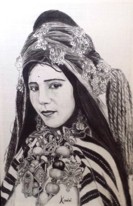 femme berbere 4