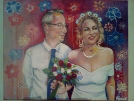 Et voilà, je suis mariée !!