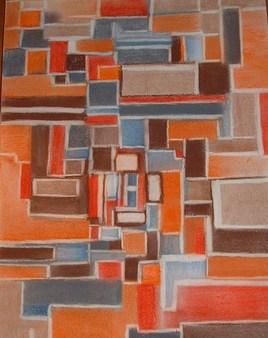 carré de couleur