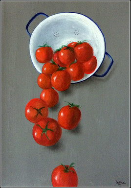 Les tomates....