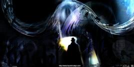 Le rêve de l'homme au chapeau (Neo surrealism)