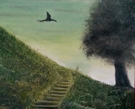 escalier des rêves