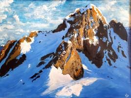 La Meige...Puissance et sérénité de la montagne...