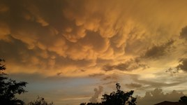 La danse des nuages