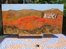 paysage de Grenade