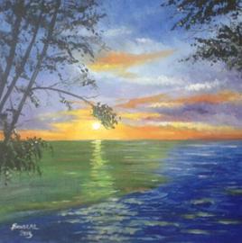 Peinture tropical