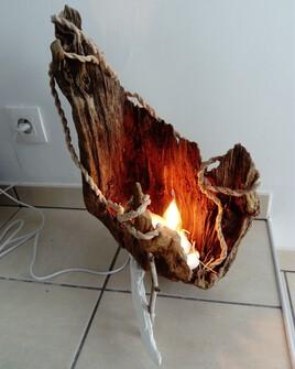 lampe souche