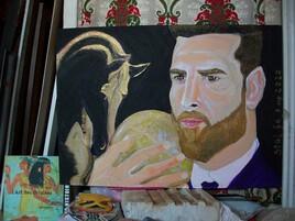 """"""" El semental de oro ..."""" ( Leo Messi )"""