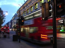 Dans Londres
