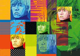 Warhol's Wall