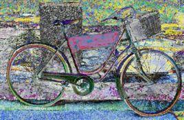 Le vélo de Pont Aven