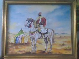 emir a cheval