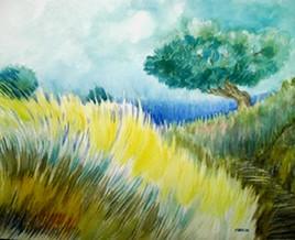 L'olivier et le blé