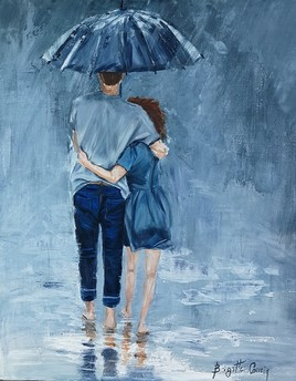 """"""" Jour de pluie"""""""