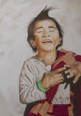 Le rire de l'innocence